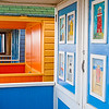 Beach Hut colours