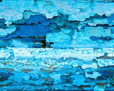 Blue Study 5744