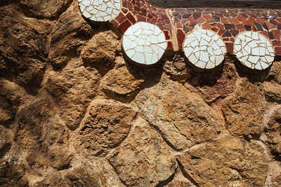 Park Guell Rock Detail