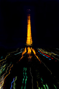 Eiffel Surreal