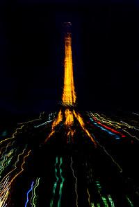 Eiffel Surreal