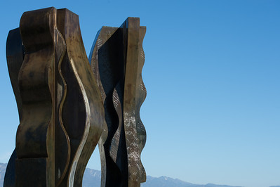 Santa Barbara City College Sculpture