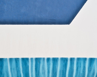 Blue Study 9195