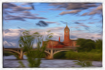 Clocktoweer Swirl