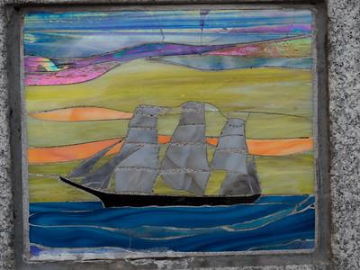 Set Sail Glass