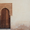 Palacio Nazaries Door
