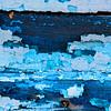 Blue Study 8679