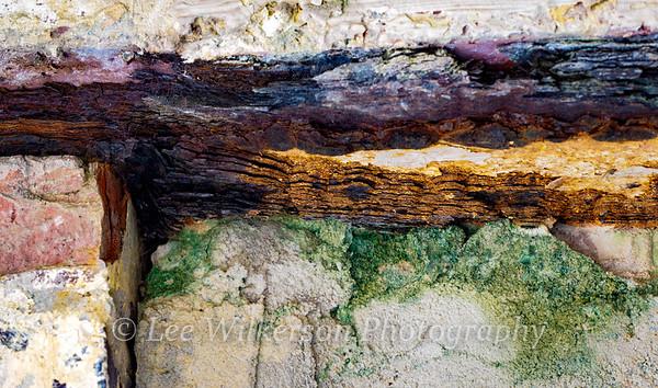 Rusting Doorway