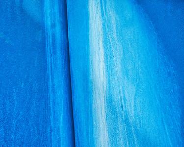 Blue Study 1480