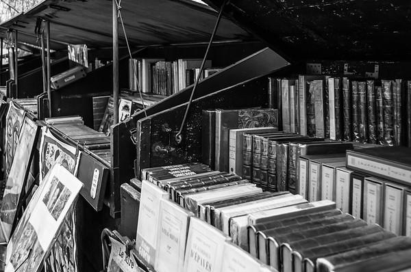 Pack away books