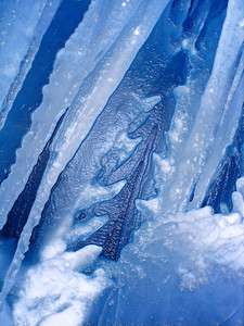 CO 2012 02 Ice Castles 30 plastic sea