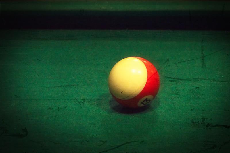 Billiard Ball Grunge