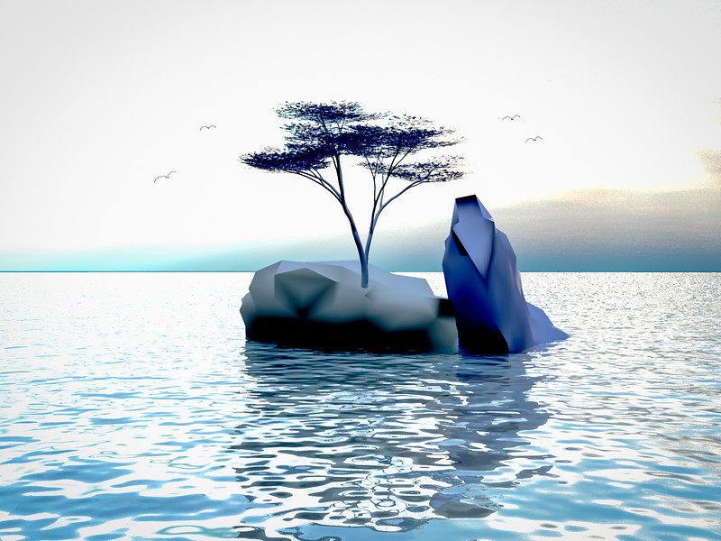 Solitary Zen