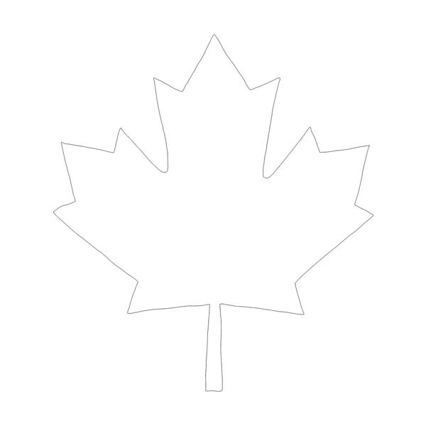 Inner Maple Leaves Pixohammer