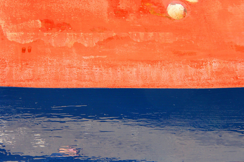 Moonrise ~ Boatscape collection 2013 ~ Branford Landing Marina, Branford, CT