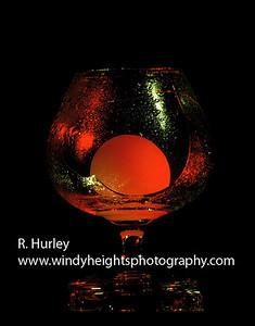 Broken Brandy Glass-1w