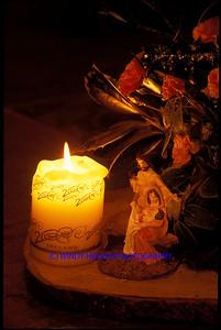 Millennium Candle 31-12-1999