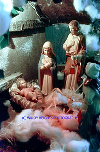 Christmas Crib  copy