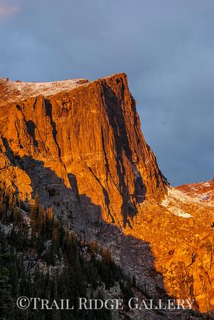 Hallet Peak, The Monolith