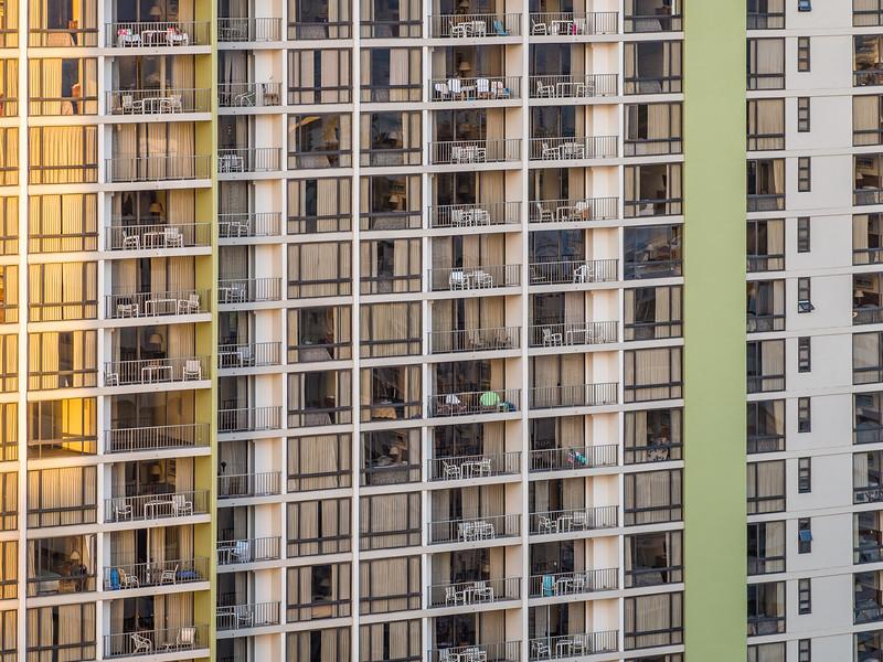 Honolulu Lanai Abstract #2