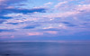 Sea of Cortez and Cloud Abstraction at Sunset