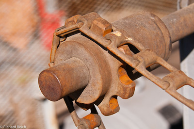 Gear and Chain, Mystic Seaport, CT