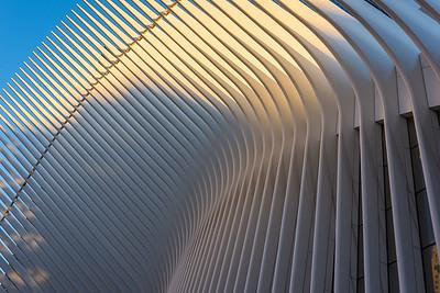 The Oculus. Manhattan, New York. USA. Sólo seis copias disponibles.