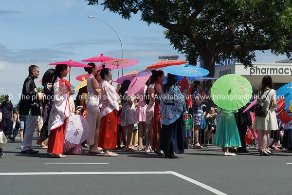 Tauranga Christmas Parade, 2016