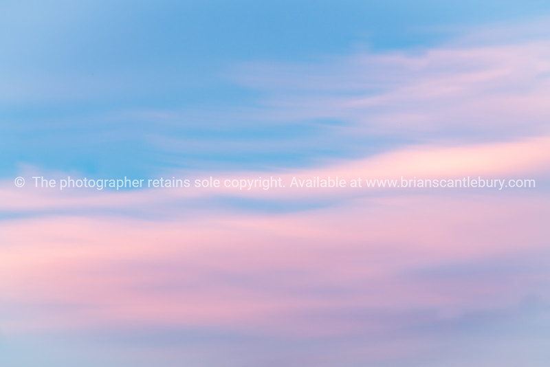 Background of blue sky with clouds