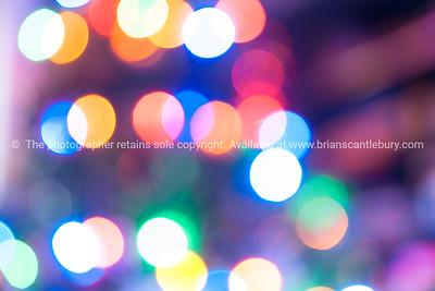 Christmas lights defocused abstract.--50-2
