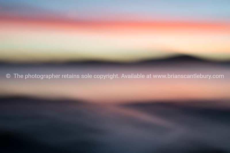 Beautiful sky colors, nature background