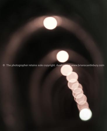 Photo art tunnel lights-2