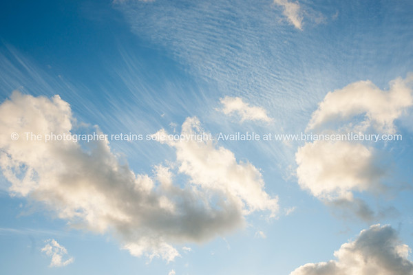 Active sky background