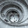 Spiral. Stairs spiralling down in selenium tone. photo art Great images to enhance a modern decor. Colour tones can be altered to better compliment your colour scheme.  Please just email if you have any specific requirements; brian@brianscantlebury.com