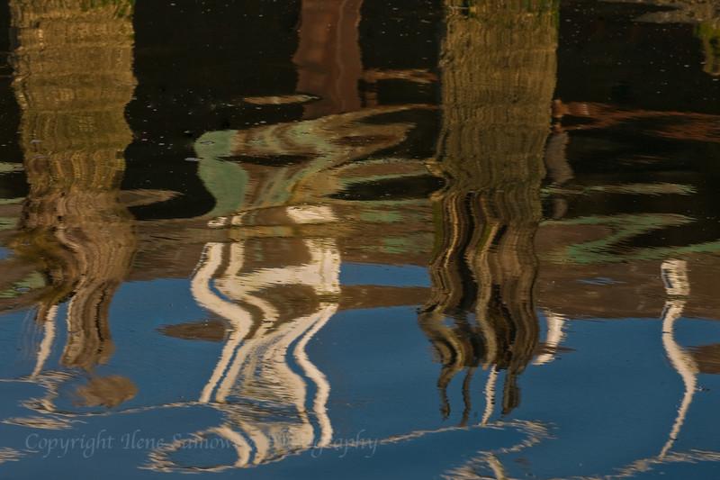 Florence Marina Reflections
