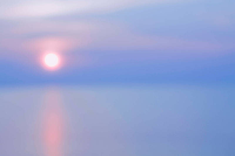 Pastel Sunset No. 2.<br /> 06/21/2011