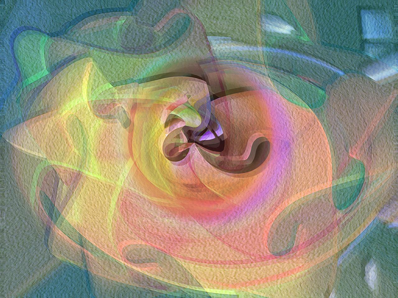 Spring Pastel Texture twirl II-2