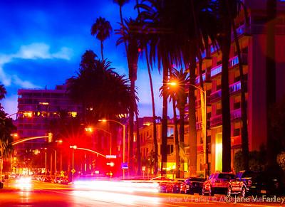 Santa Monica NIght