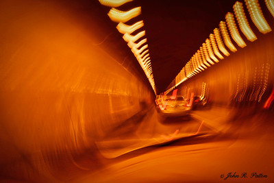 Squirrel Hill Tunnel abstract