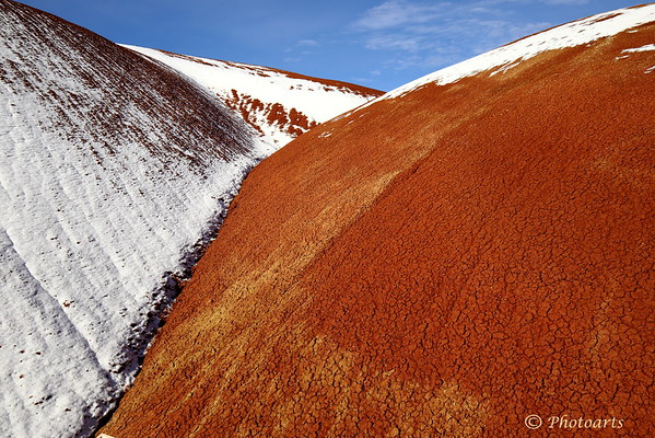 """Painted Hills"""