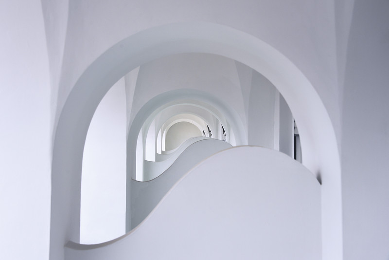 White Arches, Capri