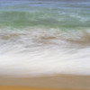 Waves on Montara Beach, California