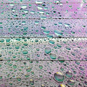 The Rain Like Jewels