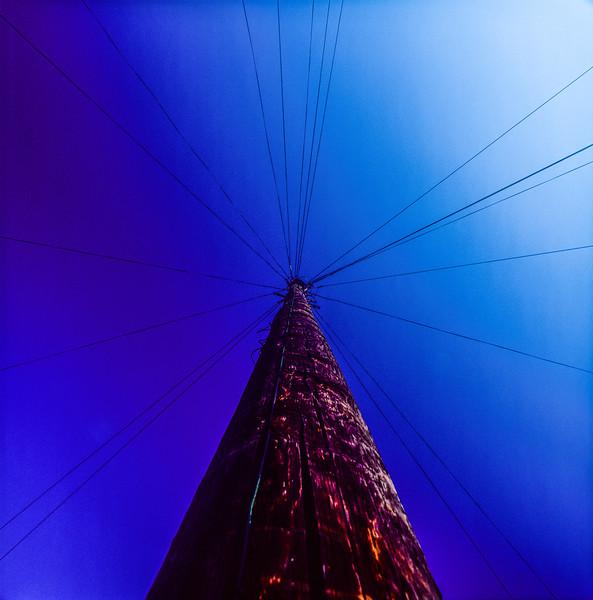 Pole, London, England, 1991