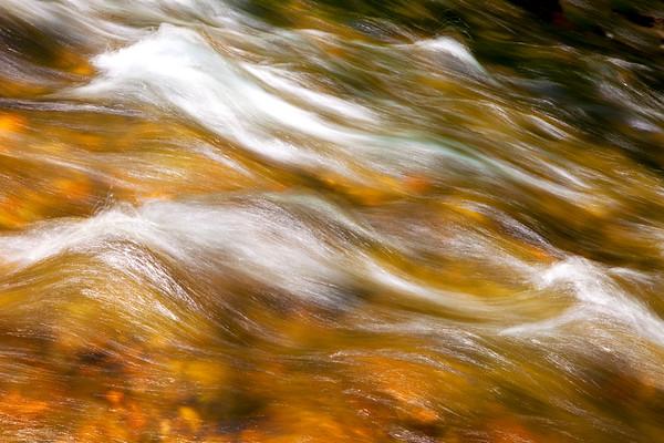 Waterflow on the Gunpwder River