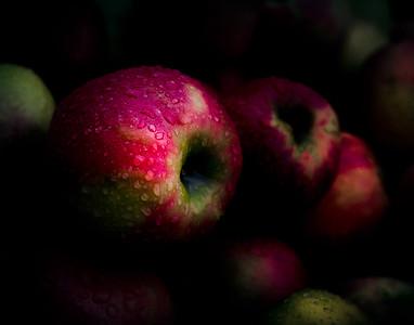 Rainy Day Apples