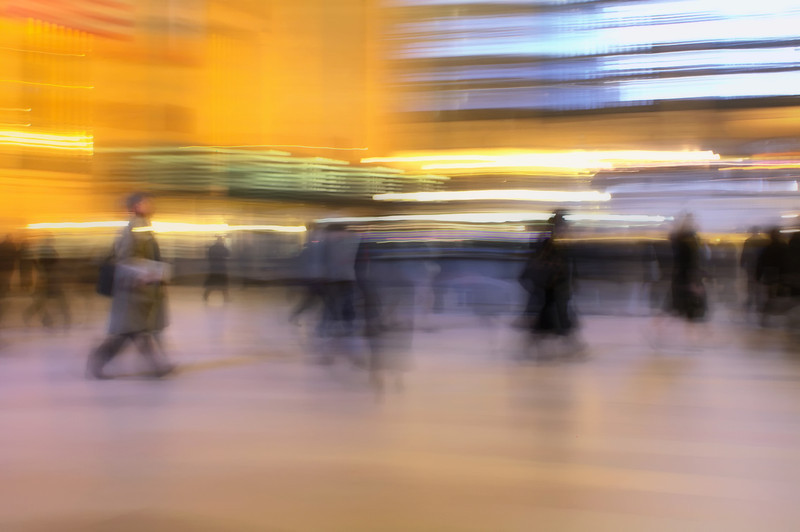 Grand Central Station Abstract