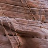 Canyon wall detail, Valley of Fire.