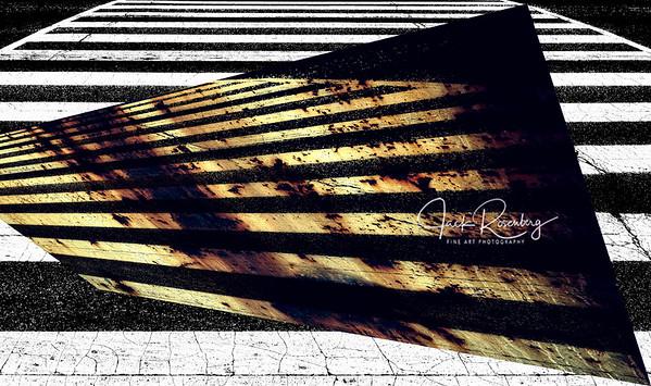 """Flying Crosswalk"""