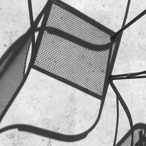 Patio Furniture Shadows